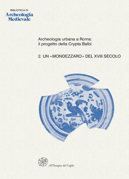 Crypta Balbi, 2, ristampa, copertina.