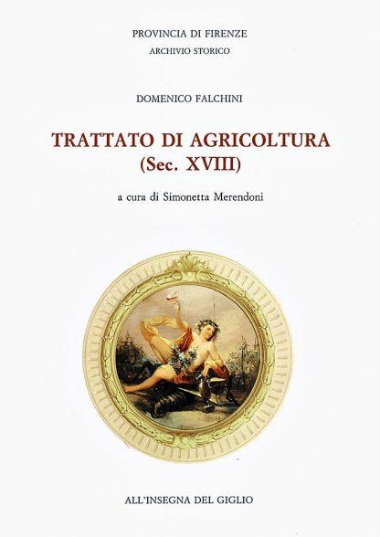 Trattato di agricoltura, copertina