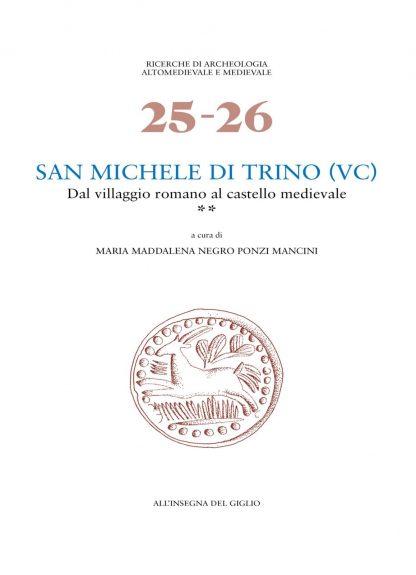 San Michele di Trino **, copertina.