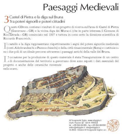 Castel di Pietra, libretto.