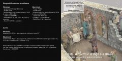 Castel di Pietra, copertina cdrom.
