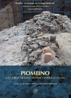 Piombino. La chiesa di Sant'Antimo sopra i canali, copertina
