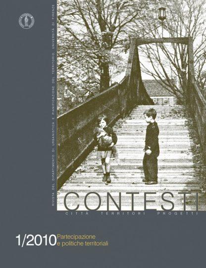 Contesti 1-2010, copertina.