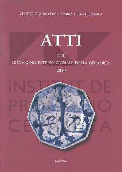 Albisola 2010, copertina