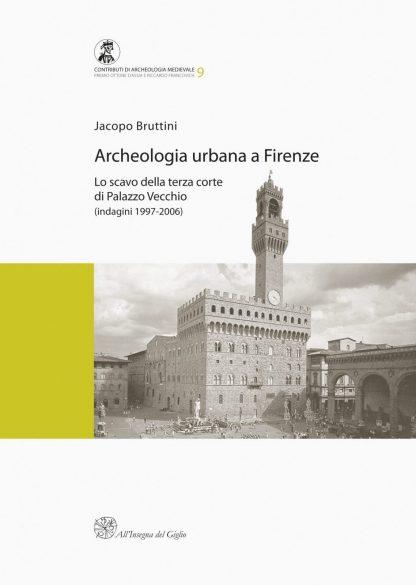 Archeologia urbana a Firenze, copertina