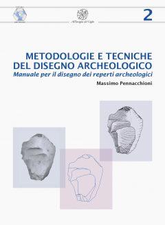 Metodologie e tecniche del disegno archeologico, copertina