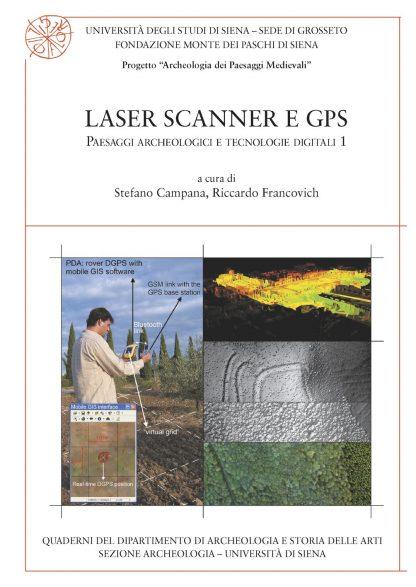 Laser scanner e GPS, copertina.