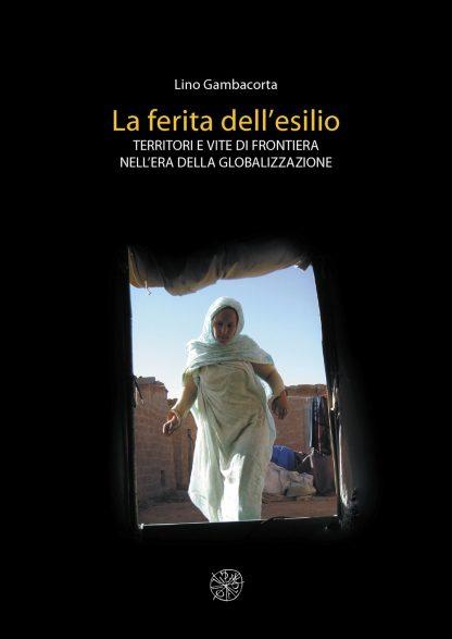 La ferita dell'esilio, copertina.