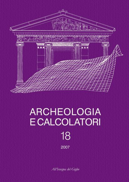 Archeologia e Calcolatori, 18, 2007 1.