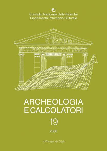 Archeologia e Calcolatori, 19, 2008