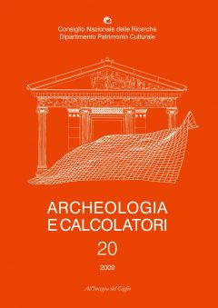 Archeologia e Calcolatori, 20, 2009
