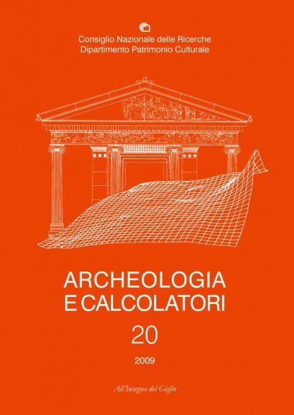 Archeologia e Calcolatori, 20, 2009