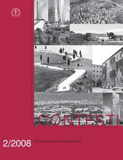 Contesti - Città Territori Progetti 2/2008, Modelli di governo del territorio.