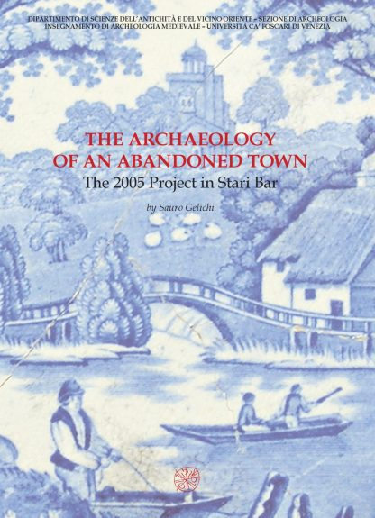 The Archaeology of an abandoned town, copertina.