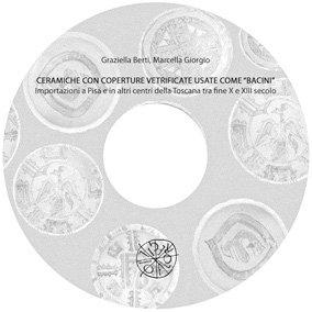 Ceramiche con coperture vetrificate usate come 'bacini'