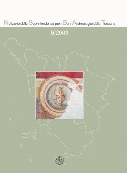 Notiziario della Soprintendenza per i Beni Archeologici della Toscana, 5, 2009, copertina