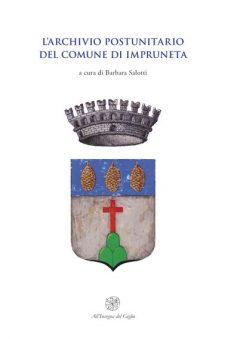 L'archivio postunitario del Comune di Impruneta, copertina.