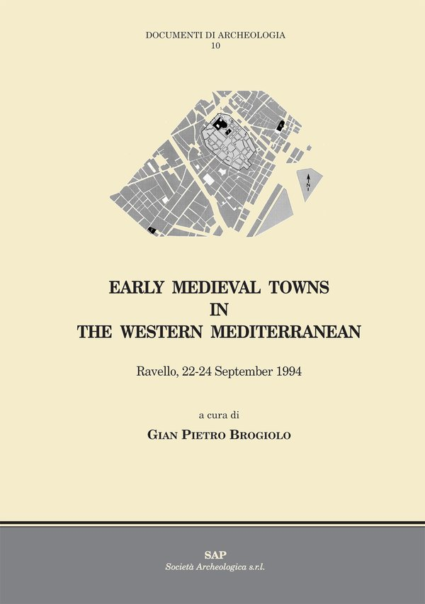 Early medieval towns in the western Mediterranean
