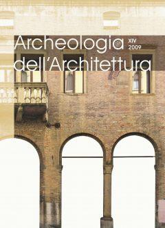 Archeologia dell'Architettura 14, copertina