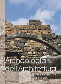 Archeologia dell'Architettura 15, copertina