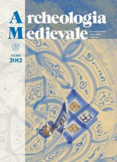 Archeologia Medievale, XXXIX, 2012, copertina.