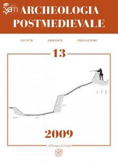 APM – Archeologia Postmedievale, 13, 2009