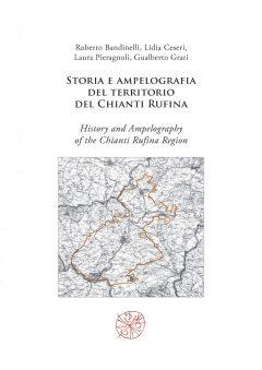 Storia e ampelografia del territorio del Chianti Rufina, copertina.