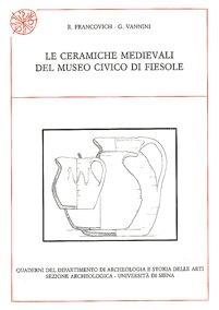 Le ceramiche medievali del Museo Civico di Fiesole