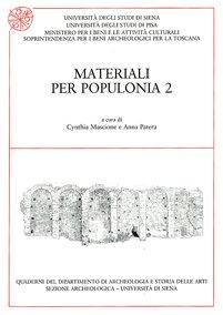 Materiali per Populonia 2