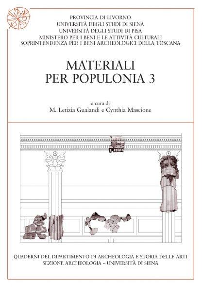 Materiali per Populonia 3