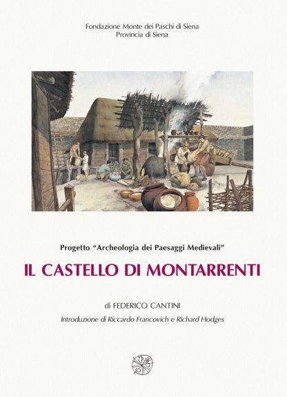 Il Castello di Montarrenti, copertina.