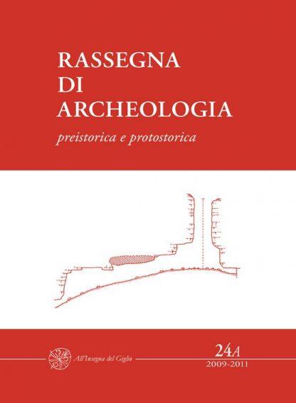 Le miniere di selce del Gargano VI-III millennio a.C, copertina.