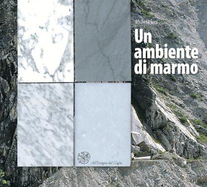 Un ambiente di marmo, copertina.
