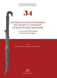 """Materiali di età longobarda nel Museo """"G. Zannato"""" di Montecchio Maggiore, copertina."""