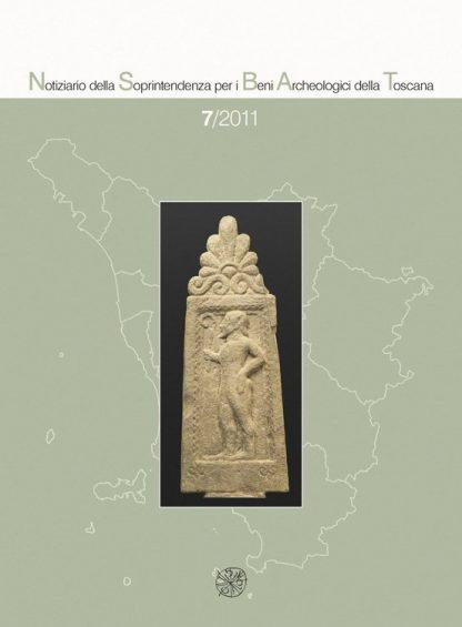 Notiziario della Soprintendenza per i Beni Archeologici della Toscana 7/2011, copertina