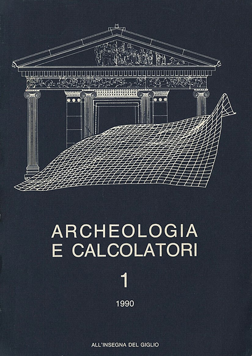 Archeologia e Calcolatori, 1, 1990