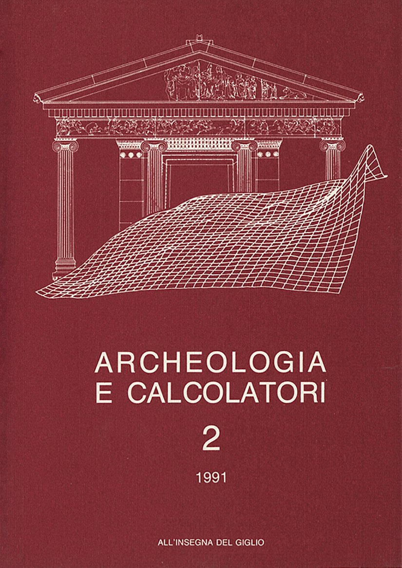 Archeologia e Calcolatori, 2, 1991