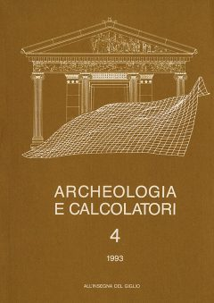 Archeologia e Calcolatori, 4, 1993.