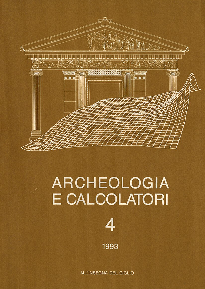 Archeologia e Calcolatori, 4, 1993
