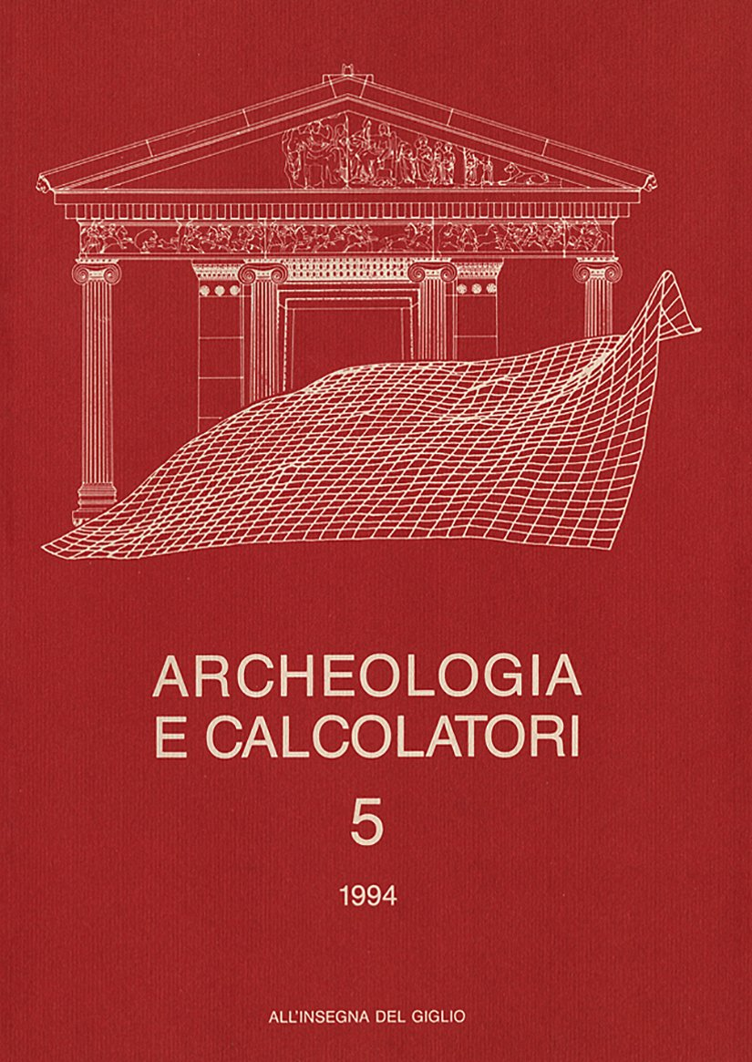 Archeologia e Calcolatori, 5, 1994