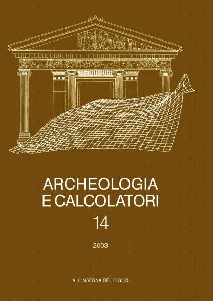 Archeologia e Calcolatori, 14, 2003