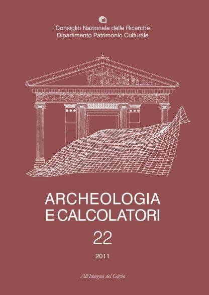 Archeologia e Calcolatori, 22, 2011, copertina.