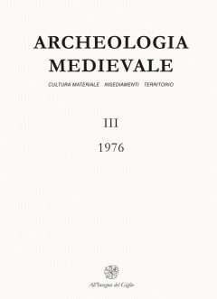 Archeologia Medievale, III, 1976 1.