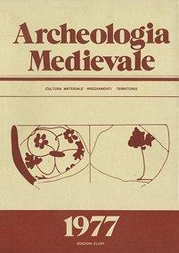 Archeologia Medievale, IV, 1977