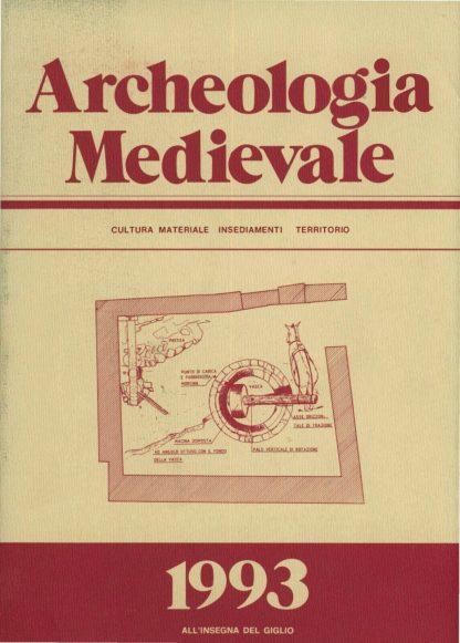 Archeologia Medievale, XX, 1993.