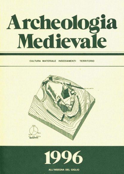 Archeologia Medievale, XXIII, 1996.