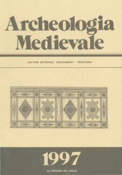 Archeologia Medievale, XXIV, 1997.