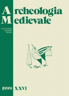 Archeologia Medievale, XXVI, 1999.