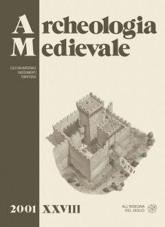 Archeologia Medievale, XXVIII, 2001.