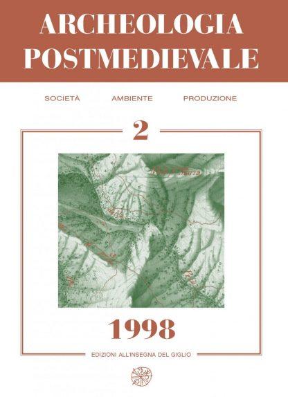 APM - Archeologia Postmedievale, 2, 1998